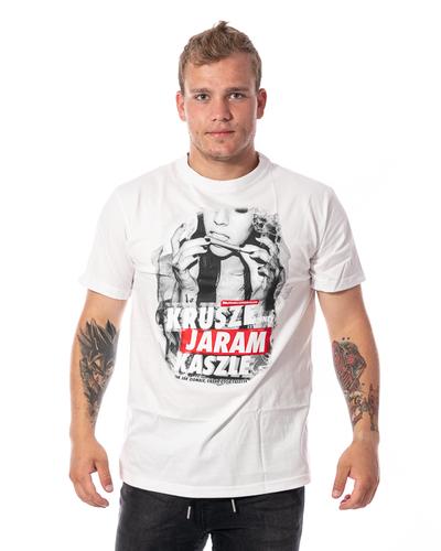 Koszulka 3maj Fason Krusze Biała