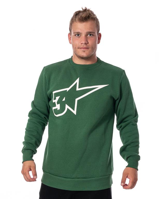Bluza 3maj Fason Star Zielona