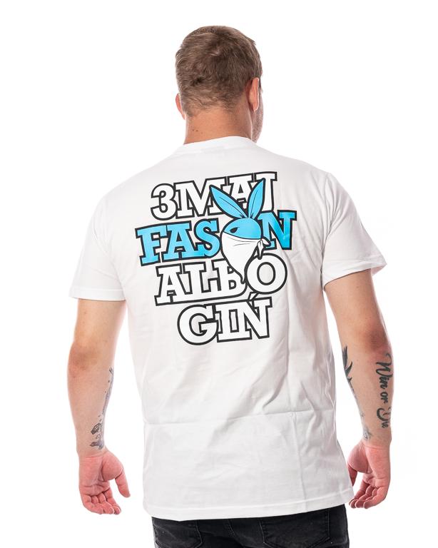 Koszulka 3maj Fason Bunny Biała